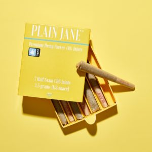buy Eighth Pack CBG Pre-Rolled Joint