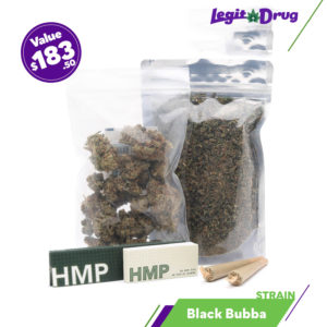 420 Black Bubba Bundle