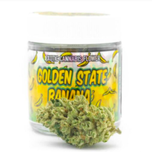 Golden State Banana weed